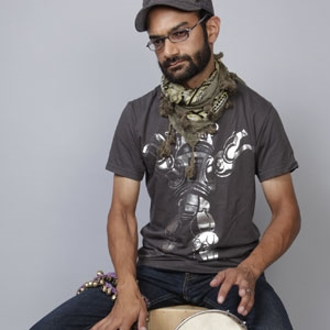 rohin khemani - percussion