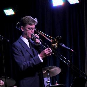 nate mayland -  trombone
