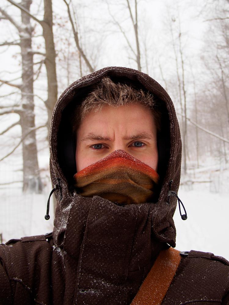 Frostige Grüße, Sören