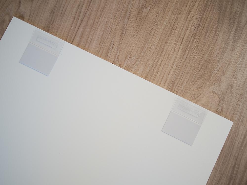 Die einfachen Wandhalterungen der Forex-Platte