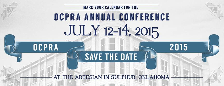 Click here to learn more about the OCPRA Annual Conference.