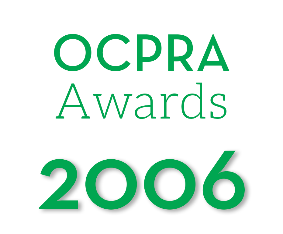 OCPRA Awards Graphic 2006.png