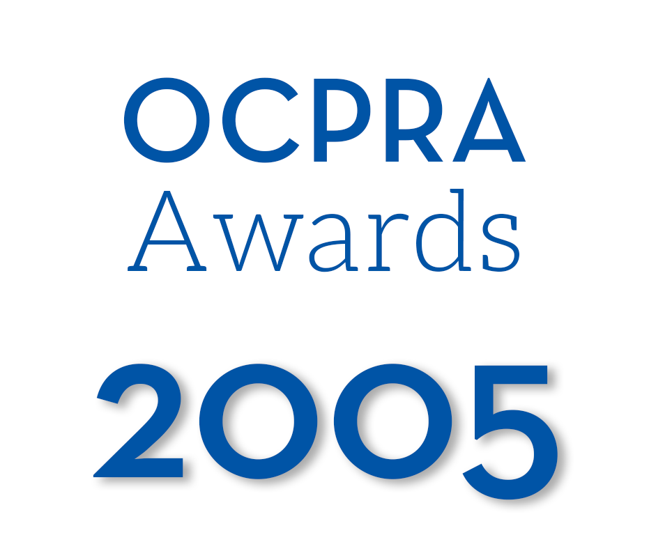 OCPRA Awards Graphic 2005.png