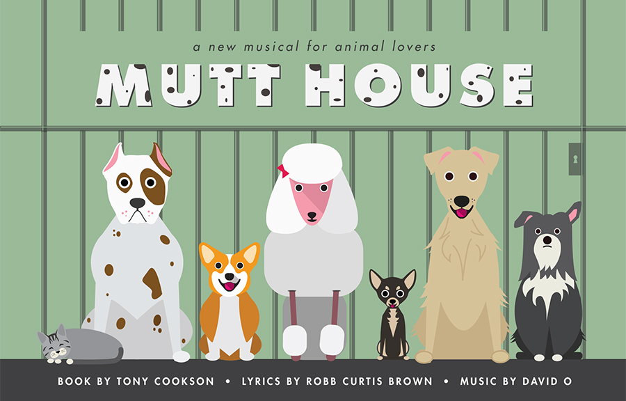 MUTT HOUSE The Musical @ No Ho Arts Center — Michael Starr