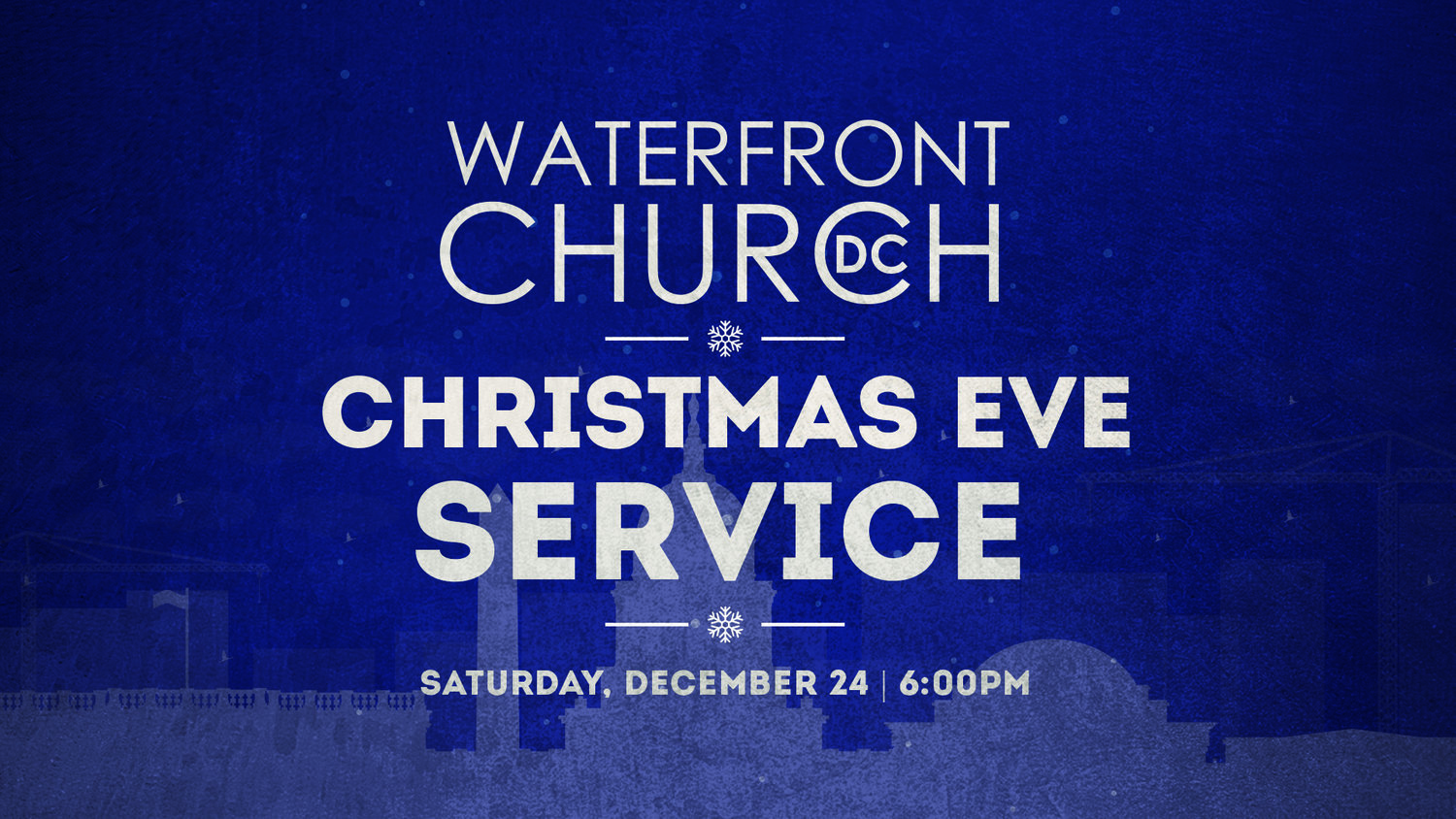 waterfront church christmas eve service - Christmas Church Service