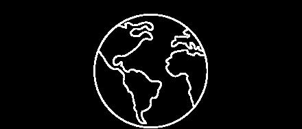 Grafik-Weltkarte