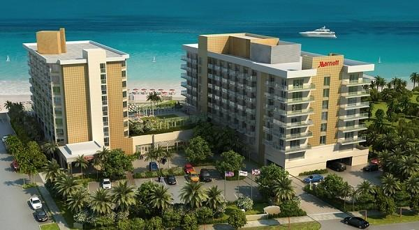 MARRIOTT POMPANO BEACH RESORT PROJECT