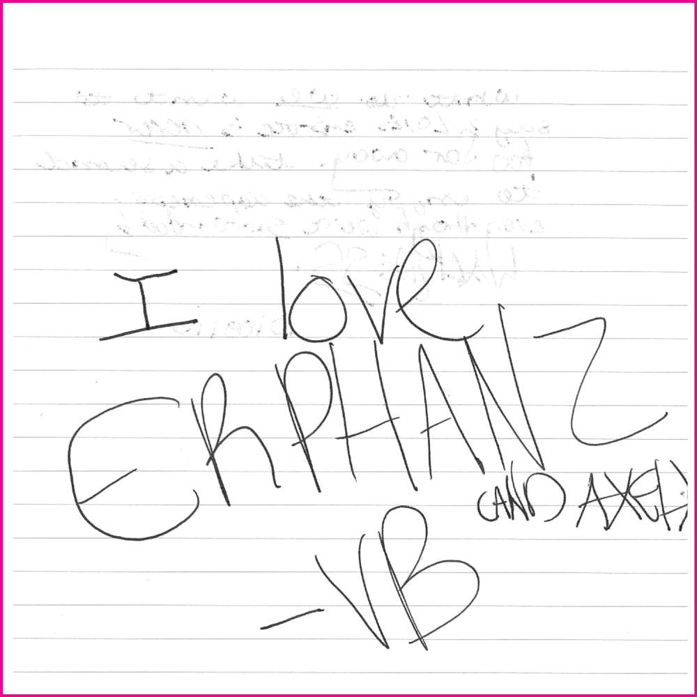 I love Erphanz (and Axel)  -VB