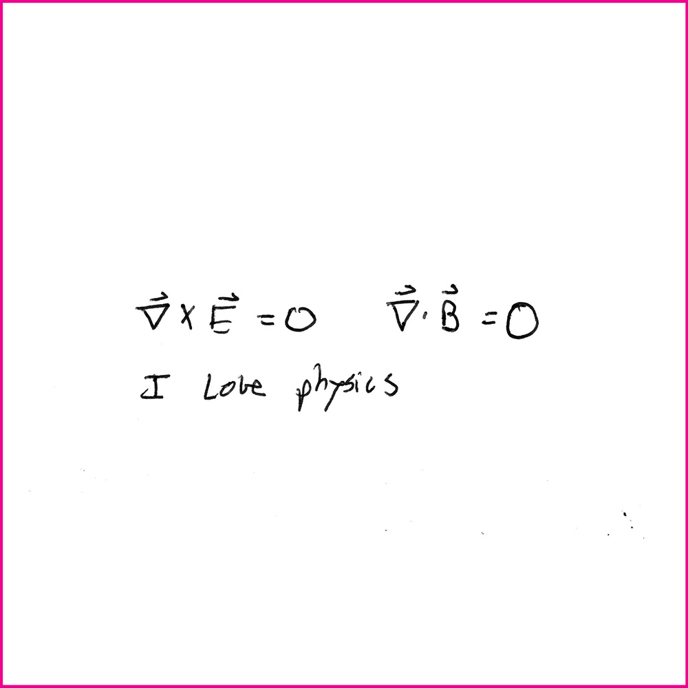 I Love Physics