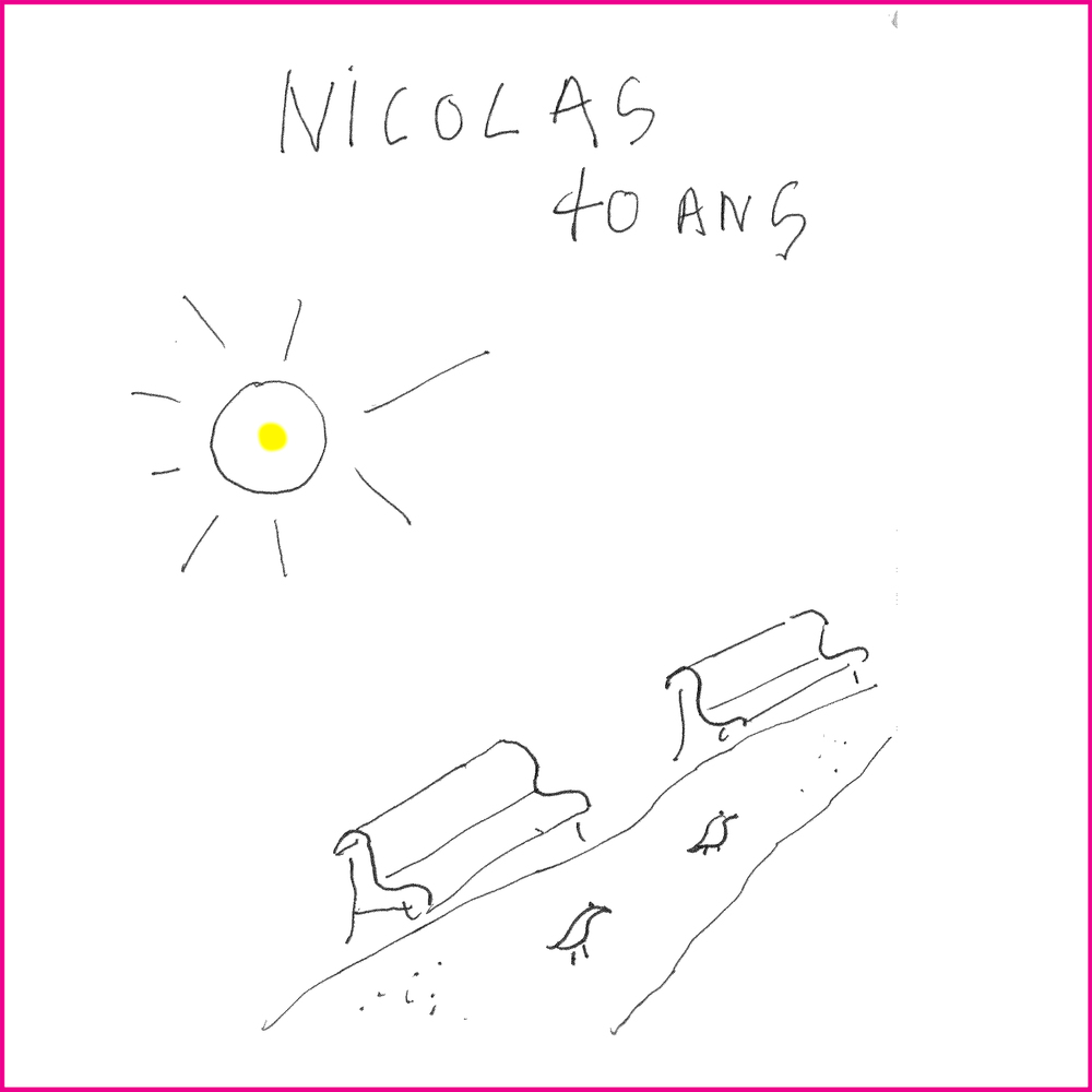 Nicolas  40 years old
