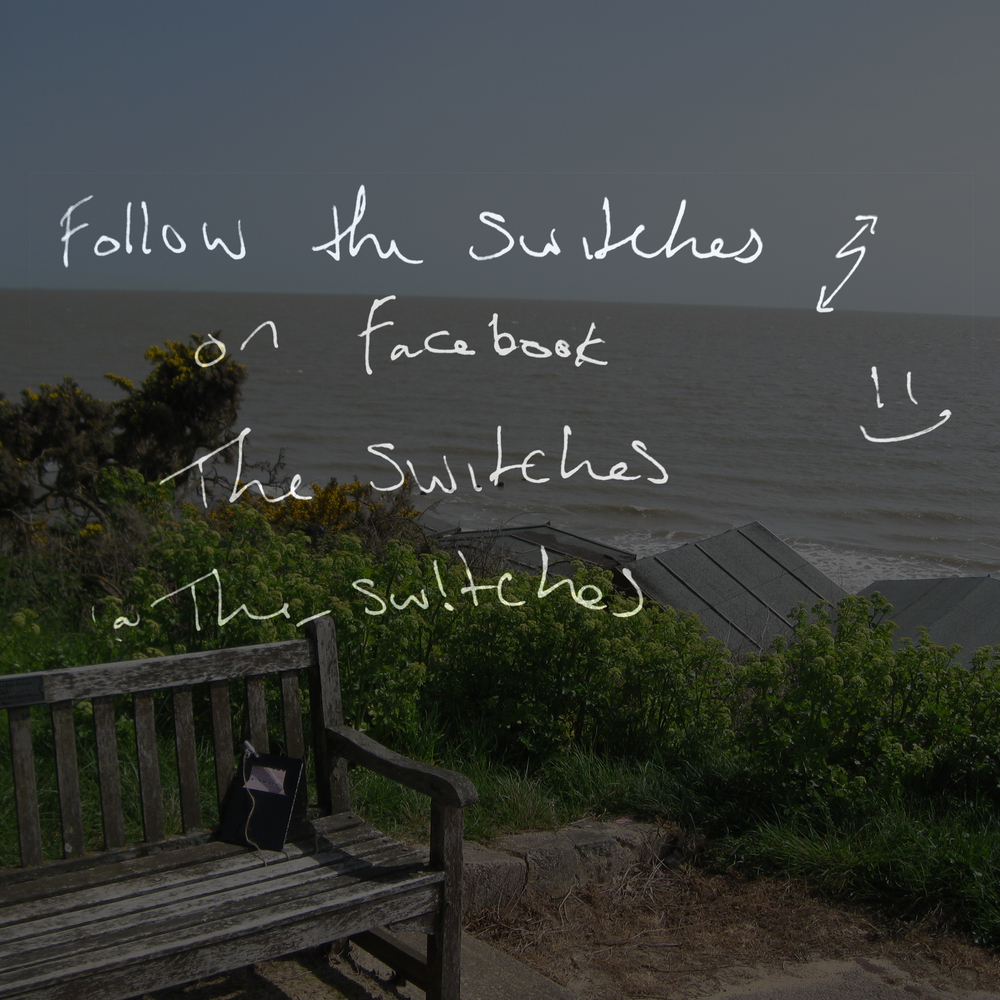 Follow the switches on facebook  The Switches =)  @The_Switches