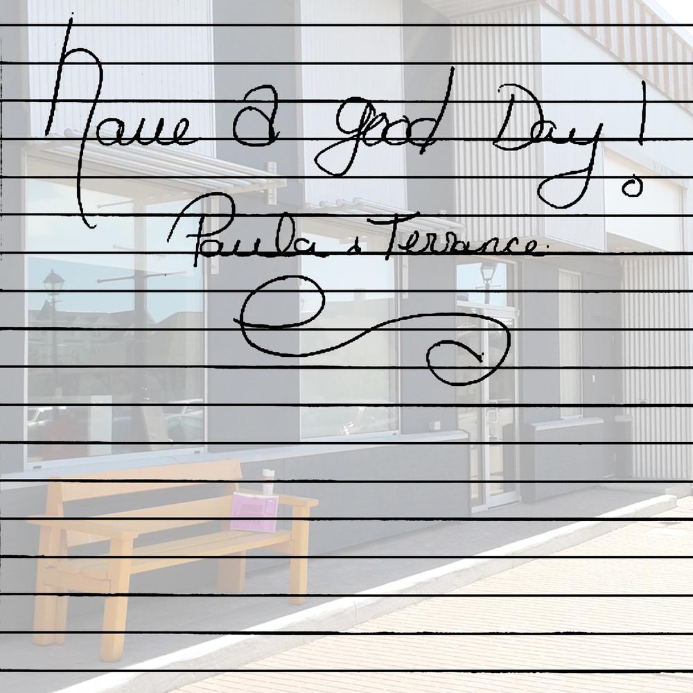 Have a good day!Paula & Terrance
