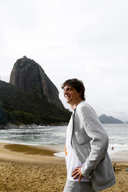 Eduardo Bueno, o Peninha, jornalista, escritor e tradutor