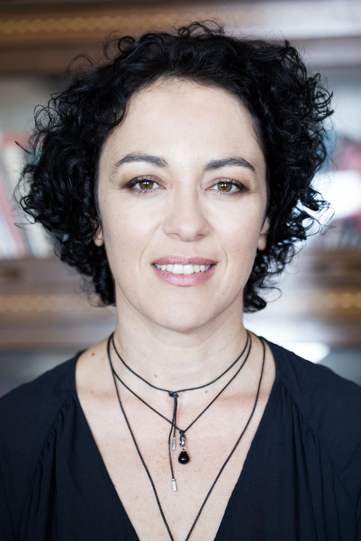 Marcia Tiburi, escritora e filósofa