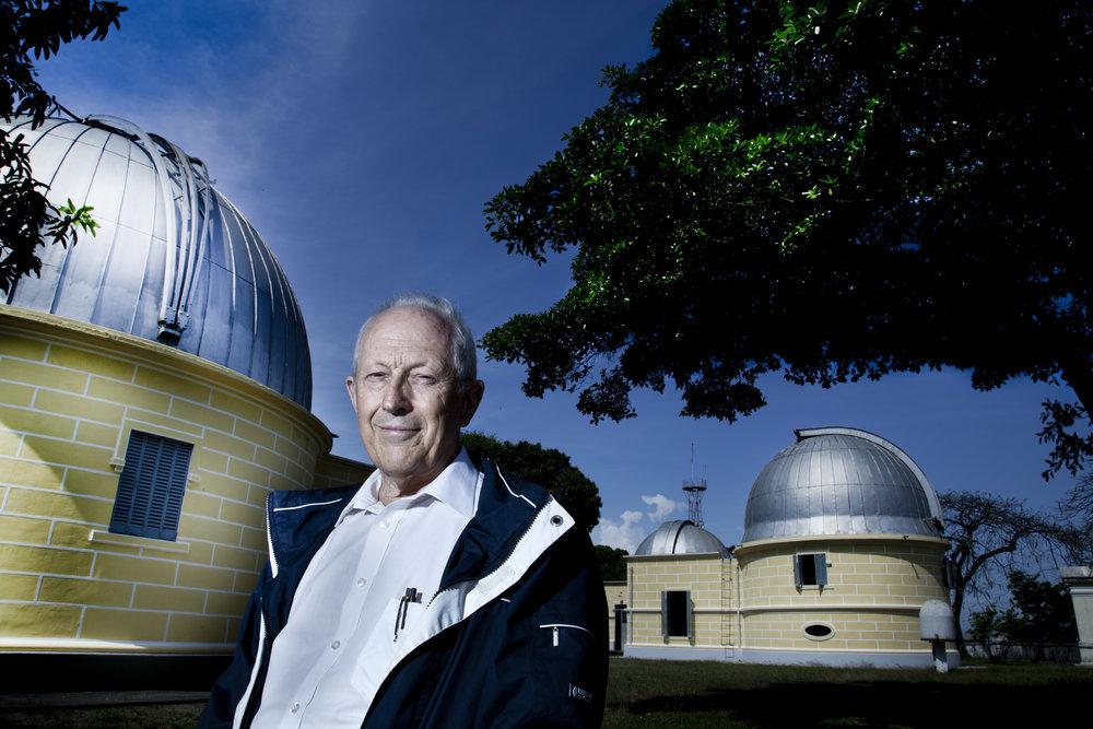 George Ellis, cosmólogo americano