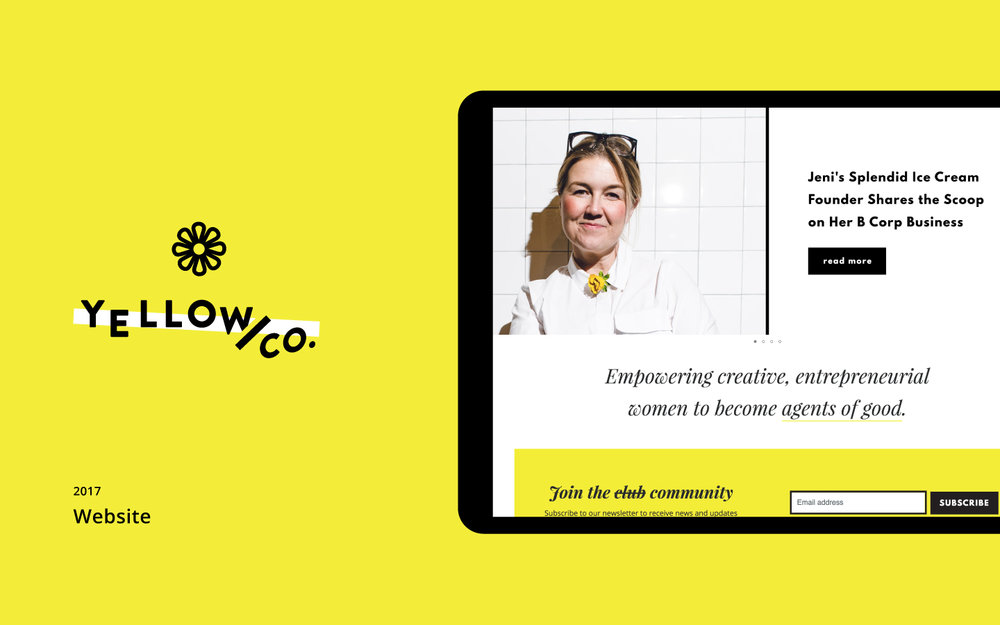 yellow-collective-website-design