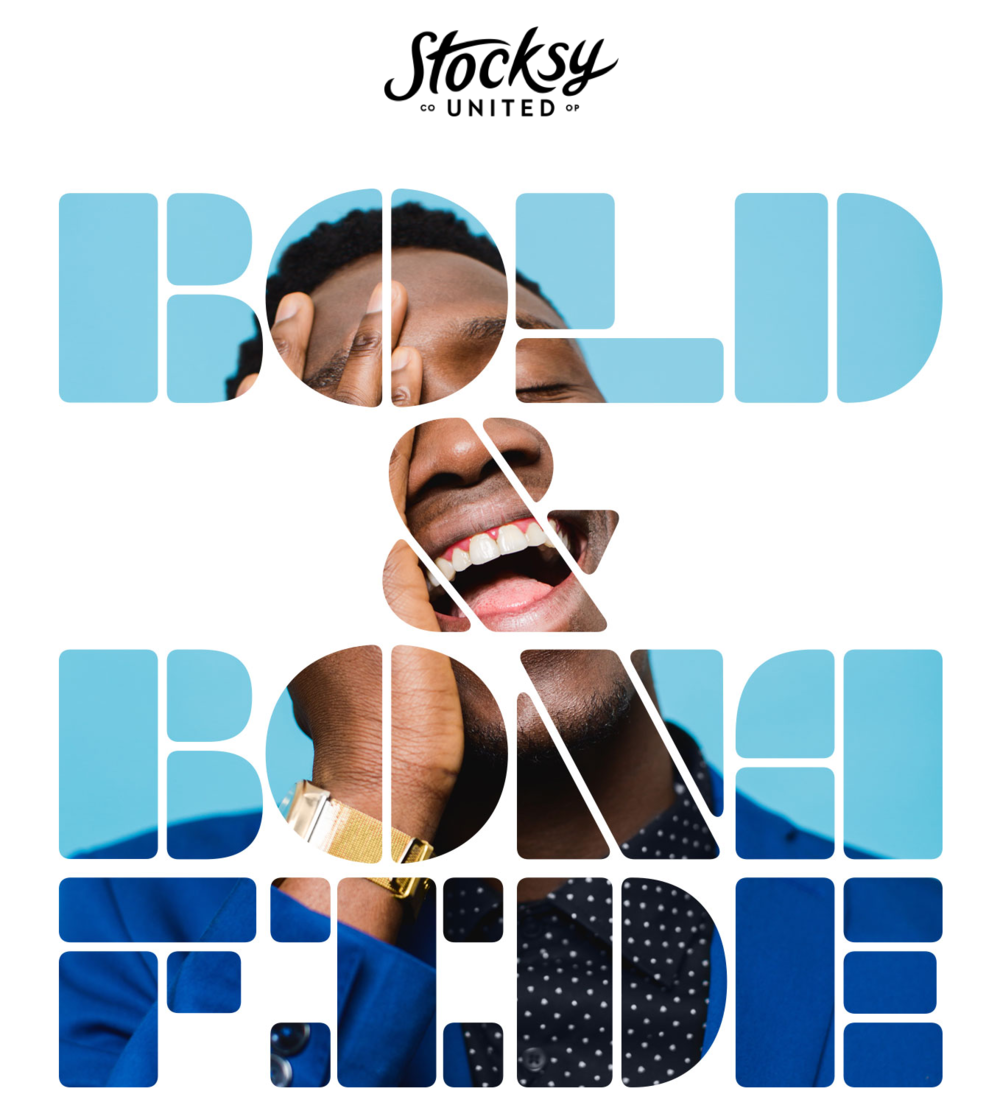 stocksy united bold and bonafide graphic