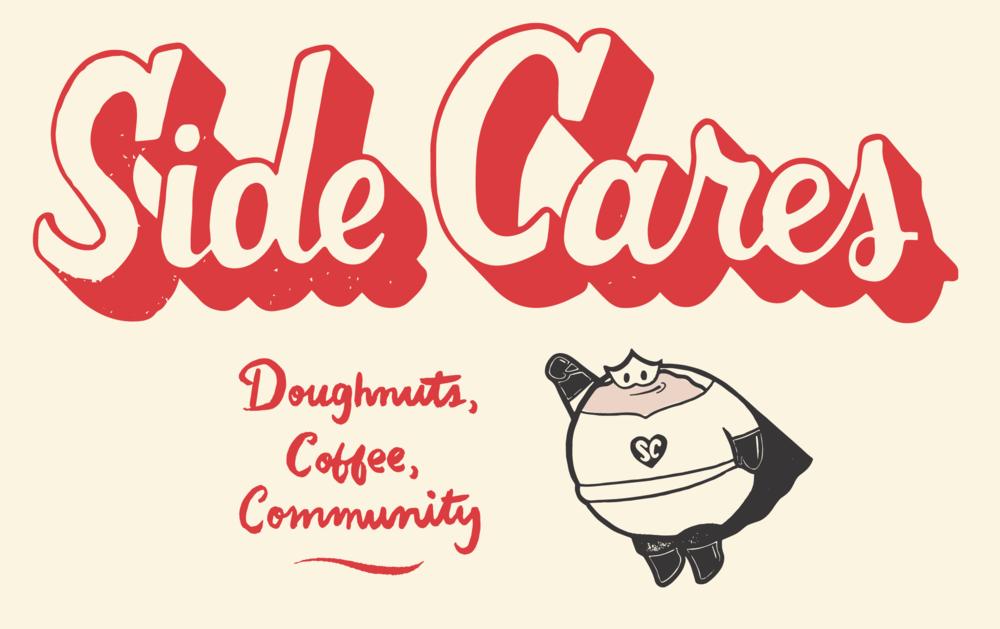 sidecares donut superhero – doughnuts coffee community