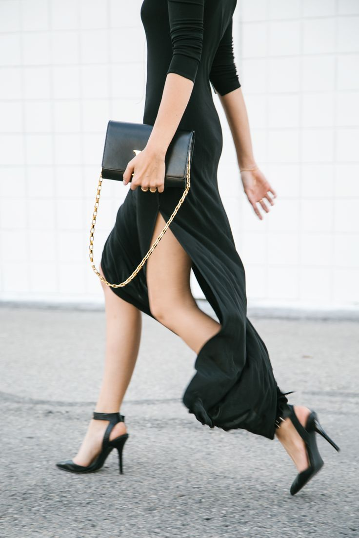 Elegant in Black (Pinterest)