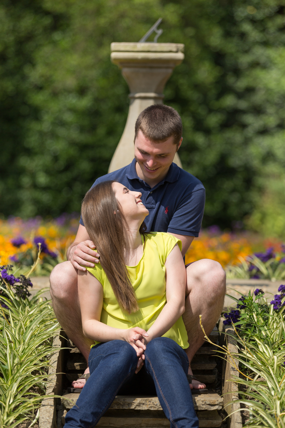 Image from Rachel & Ed's Engagement Photoshoot at Hylands Park, Chelmsford