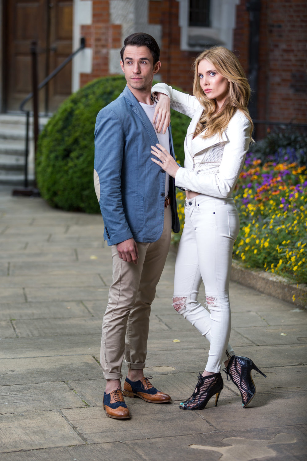 Engagement Photoshoot at Grays Inn Banqueting, The Honourable Society of Gray's Inn, London