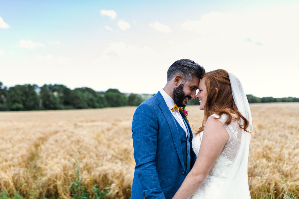 Image of Tash & Nick's wedding at Notley Tythe Barn