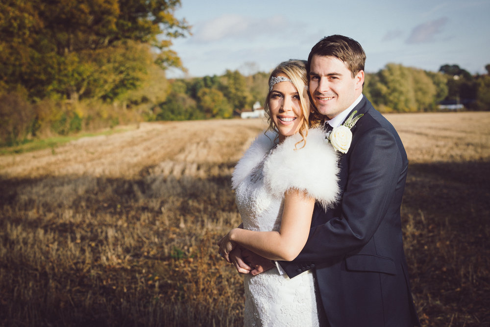 Image of Lacey & Dan Harris' Wedding at Woodhall Manor, Suffolk