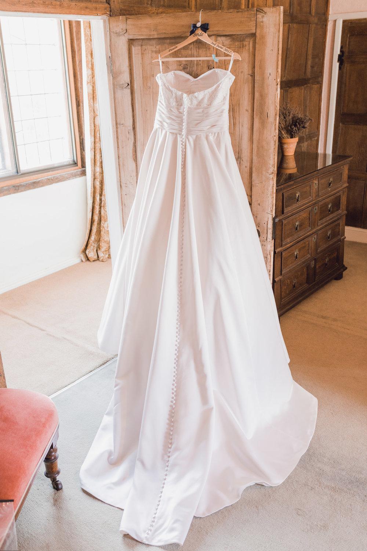 Birds Bridal Wedding Dress
