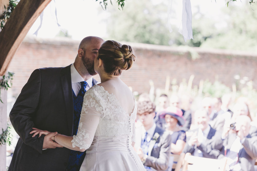 First Kiss, Essex Wedding Venue