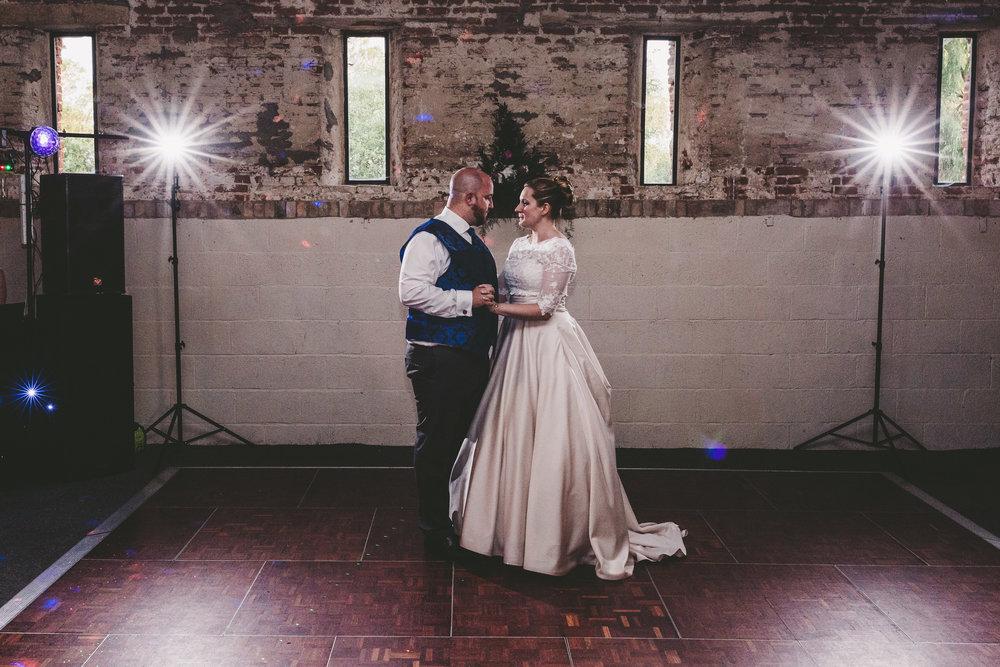Essex Wedding Photographer First Dance