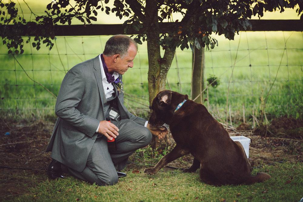 Essex Wedding Photographer Dog
