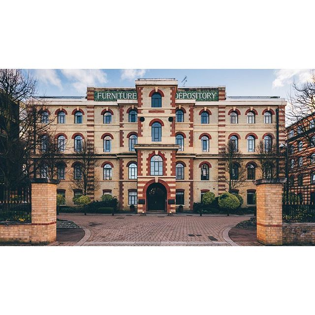 @harrods furniture depository // #architecture #london