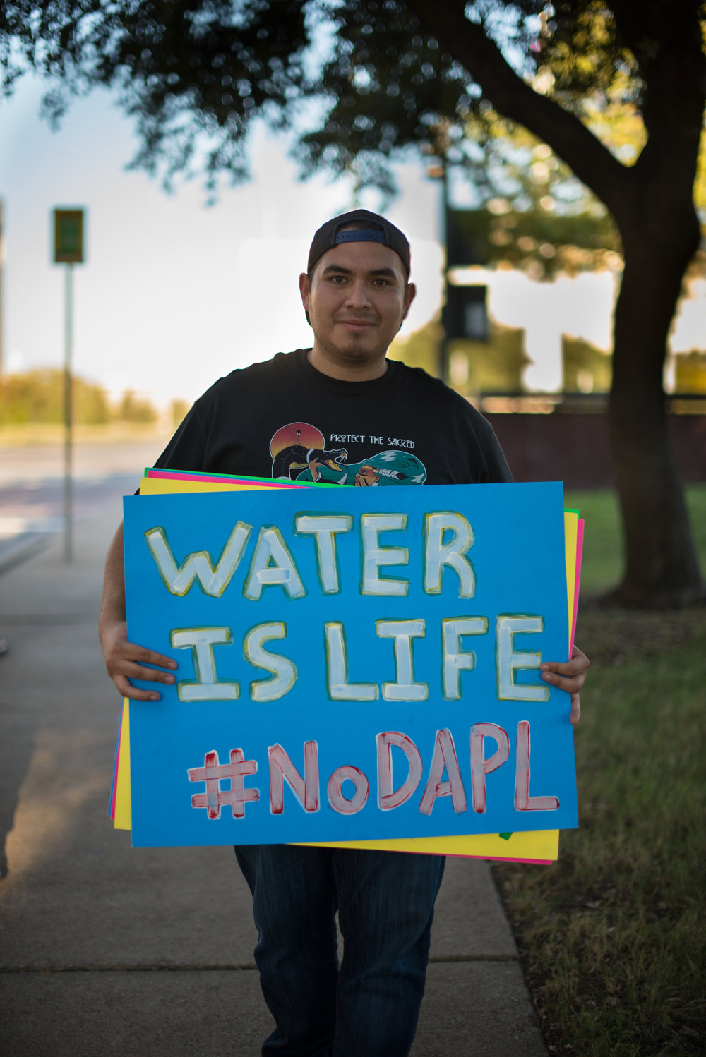 No Dakota Access Pipeline 2016
