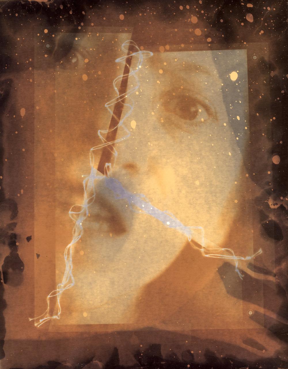 Anxiety High   Silver Gelatin  11x14, 2015