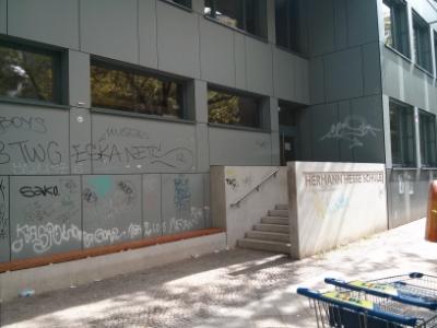 Hermann Hesse High School in Kreuzberg, Berlin