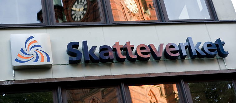 The Swedish tax office. (image source: applovin)