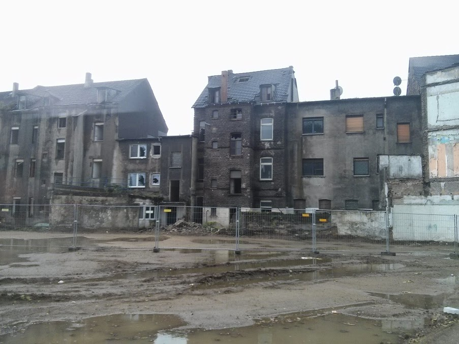 Abandoned buildings inDuisburg-Bruckhausen