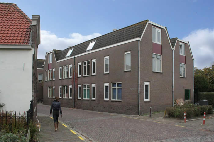 Muiden, Netherlands (before)
