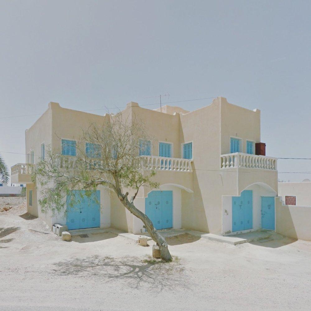 This Agoraphobic Photographer Uses Google Street View to Travel the World