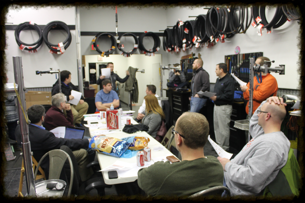 Thanks to Clintonville BikeSource for hosting the COMBO Board's most recent meeting.