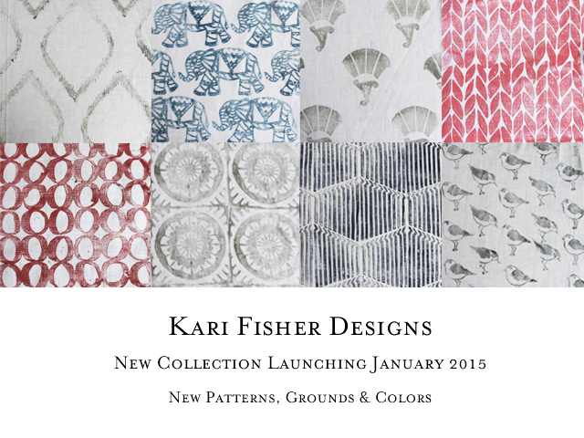 kari fisher designs new collection 2015