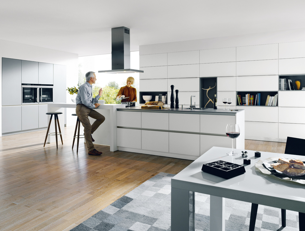 Schuller Kitchens Have A Large Range Of Styles From Classic Painted To  Super Modern Glass Fronted Doors.