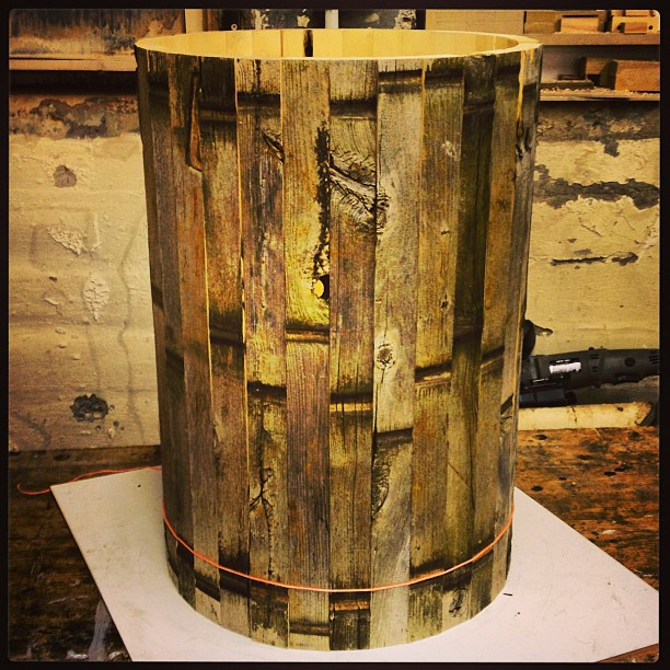 #coopering #watertowerwood #prototyping