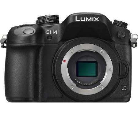Panasonic GH4 4K Camera