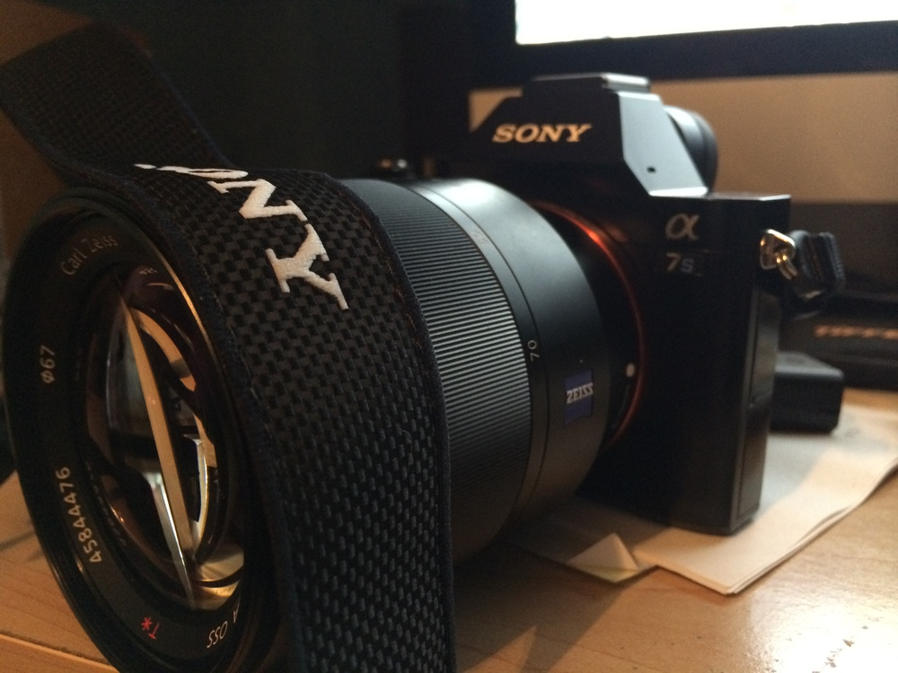 Sony A7S Review Camera Profile Picture