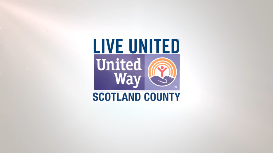 Click Here To See What We Did With United Way of Scotland County!