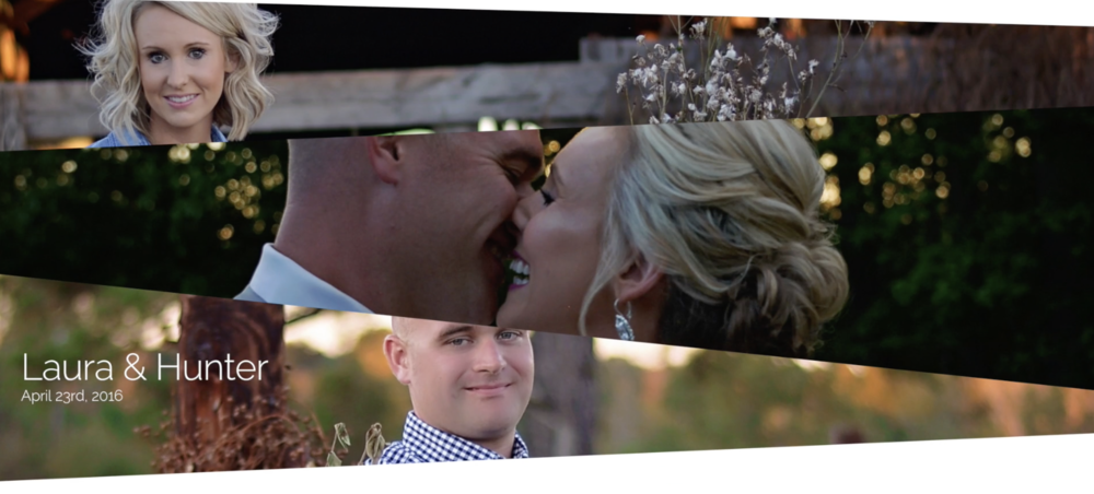 Sanford NC Wedding Videographer