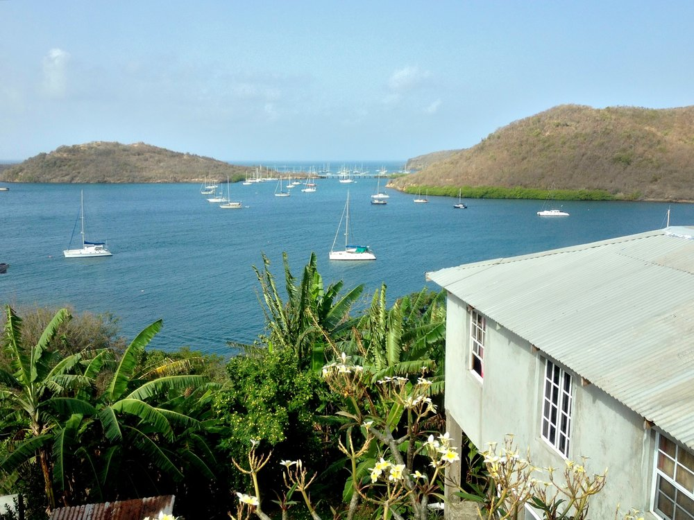Grenada Sea View Sailboats.jpg