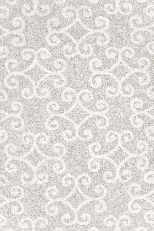 Scroll Platinum Wool