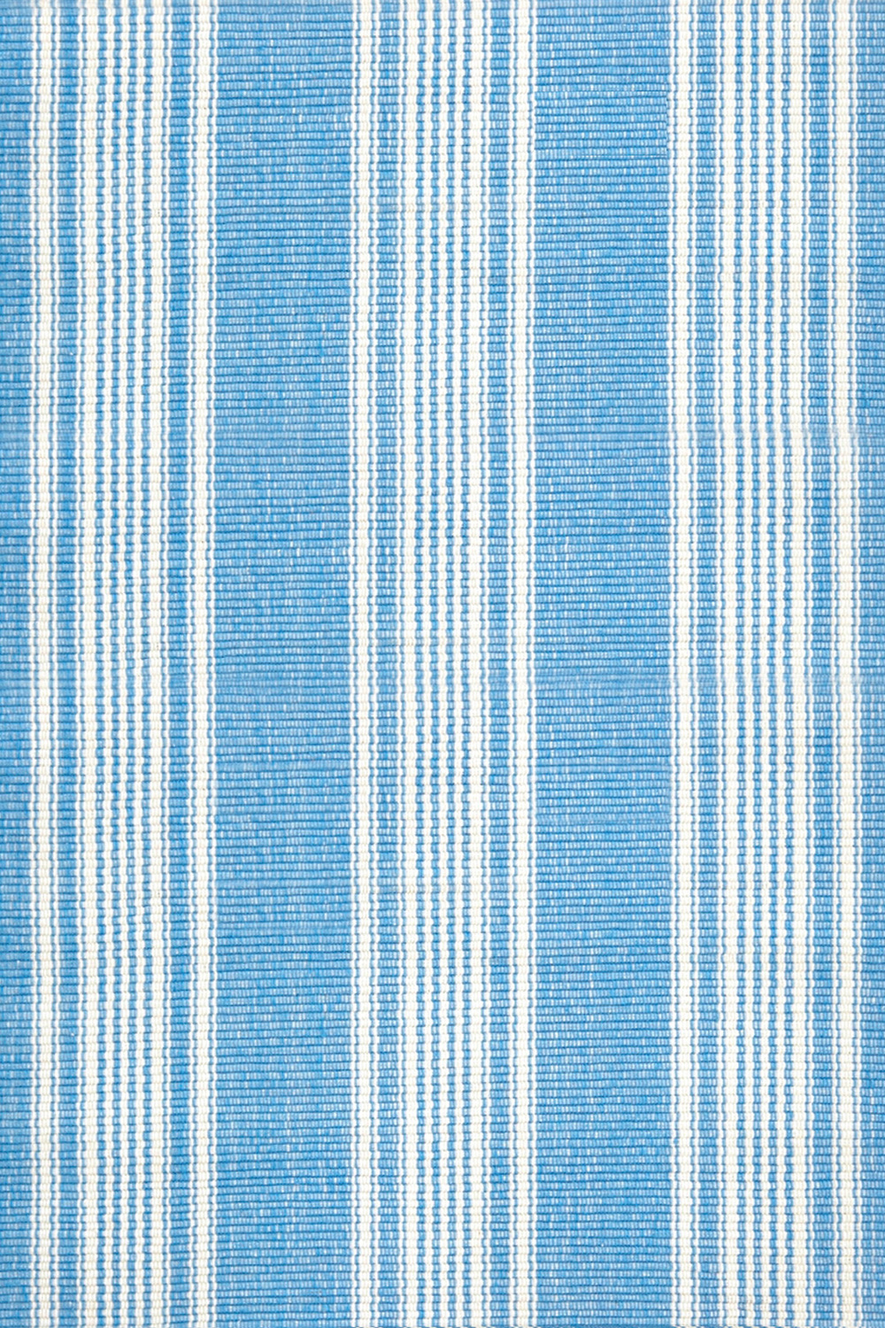 Sail Stripe Blue Cotton